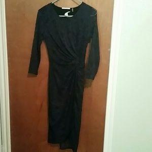 Casual/elegant evening dress